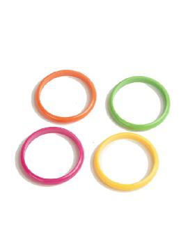 pulsera cuatro unidades colores