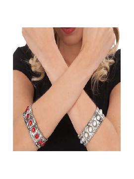 pulsera roja de reina