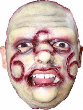 mascara carretara 6 6 6 para adulto
