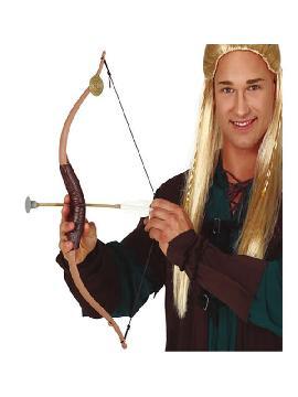 set arco 58 cms con dos flechas