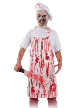 set de cocinero para halloween infantil varias tallas