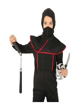 set de ninja con nunchacos