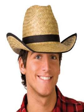 sombrero arizona paja adulto