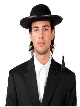 sombrero cura clasico