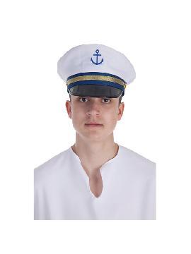 sombrero de almirante adulto