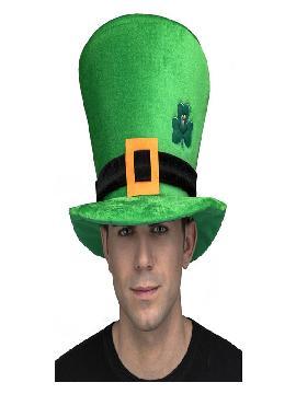 sombrero de duende irlandes
