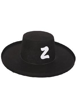 sombrero de el zorro para niño