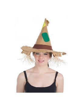sombrero de espantapajaros