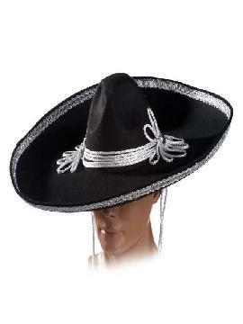 sombrero mejico lujo adulto 55 cms