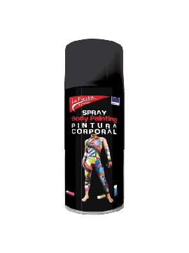 spray negro piel body paint 200ml