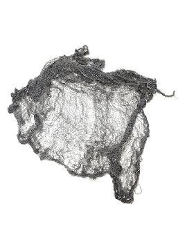 telaraña negra de 150x80 cm