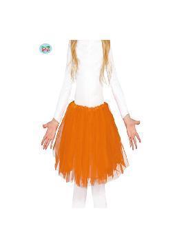 tutu naranja 30 cms